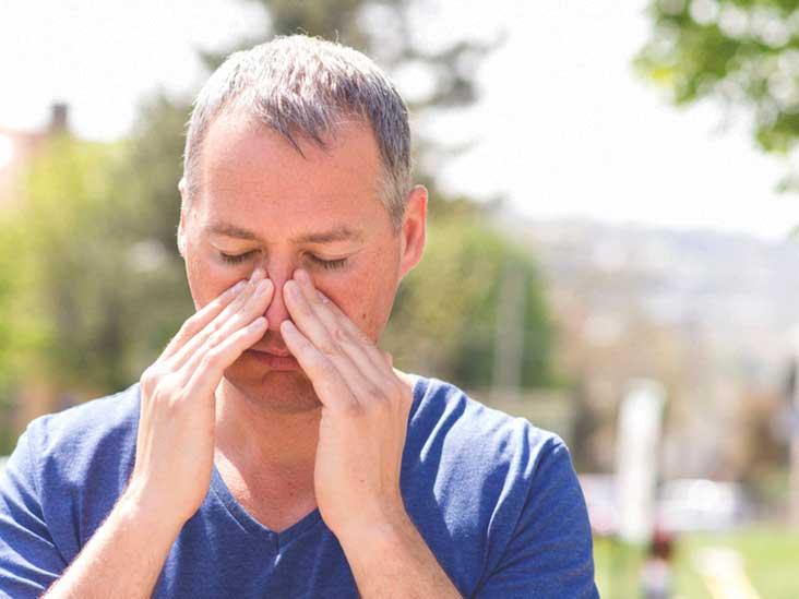 Food allergy sore throat girls