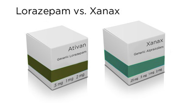 Lorazepam vs Xanax Whats the Difference