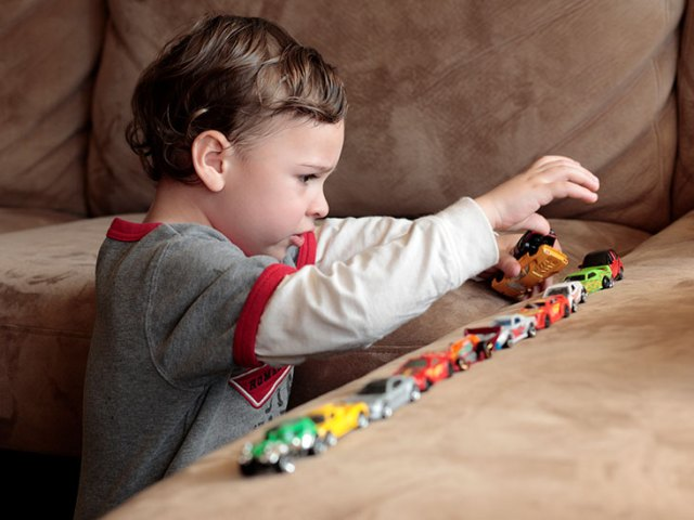 Image result for autistic child concentrated