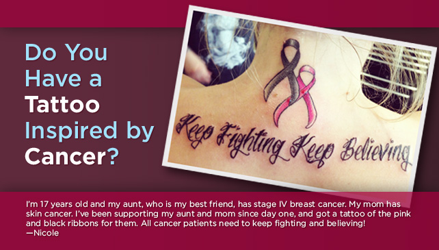 Do you have a tattoo inspired by Cancer