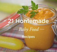 Easy baby food recipes 10 month old