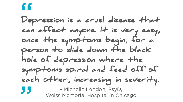 recognizing depression symptoms 9 warning signs