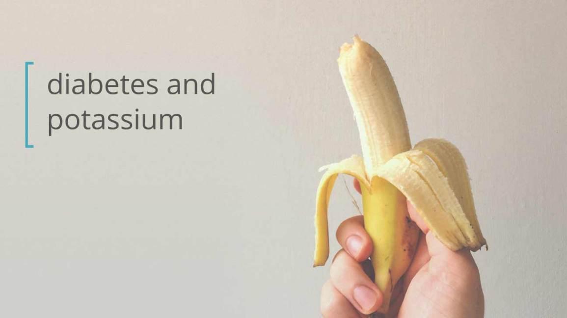 Diabetes And Potassium Understanding The Link