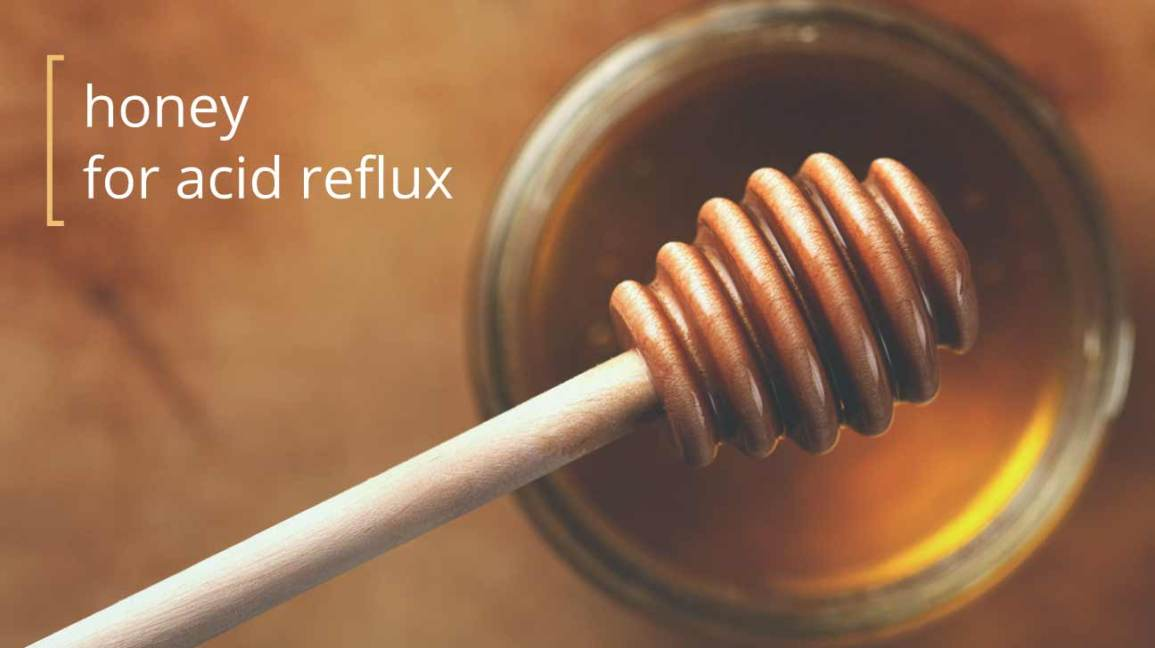 Can You Use Honey to Treat Acid Reflux?