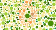 Gráfico de color daltonismo