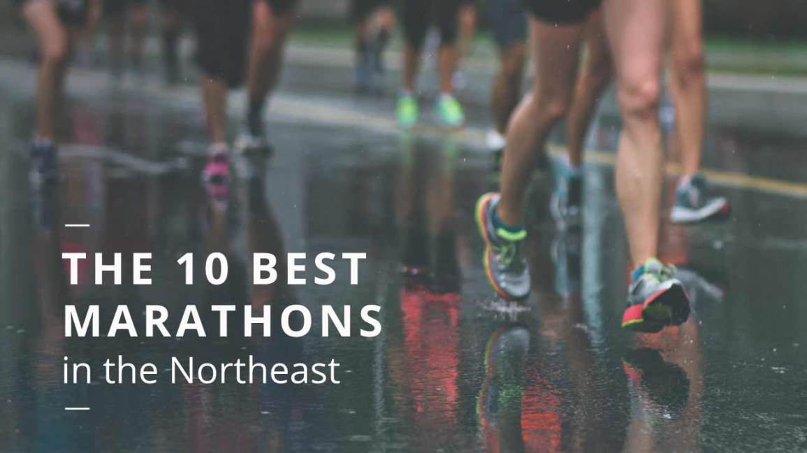 Best Marathons in US Northeast