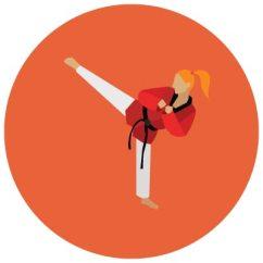 Tang Soo Do Forms Diagrams International Prostar Wiring Diagram Karate Vs Taekwondo Similarities And Differences