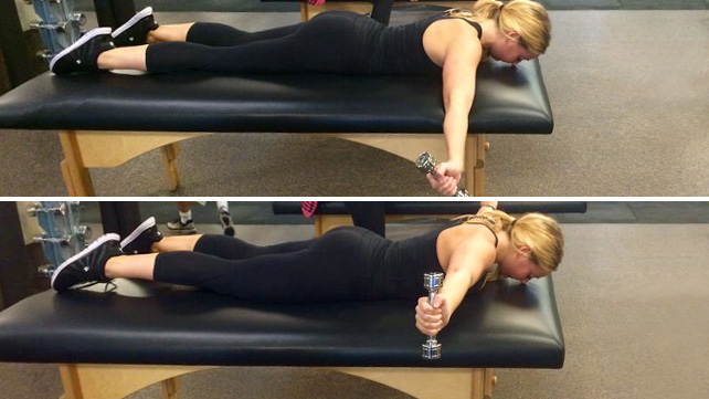 rhomboid exercises moves to help define your back