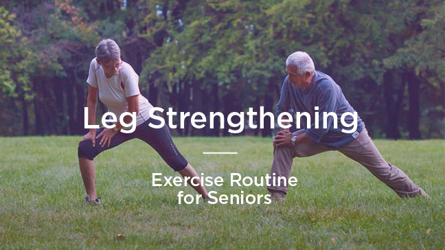 ELIZABETH: Hip strengthening exercises for seniors