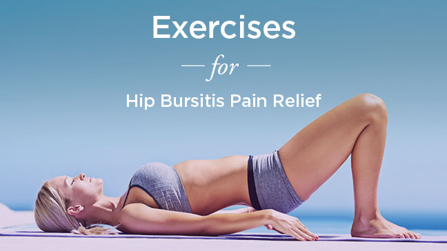 bursitis hip exercises