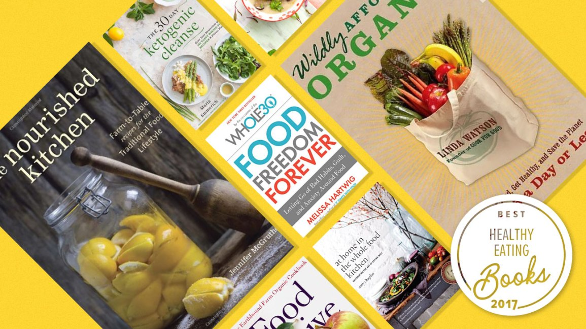 best books for healthy eating