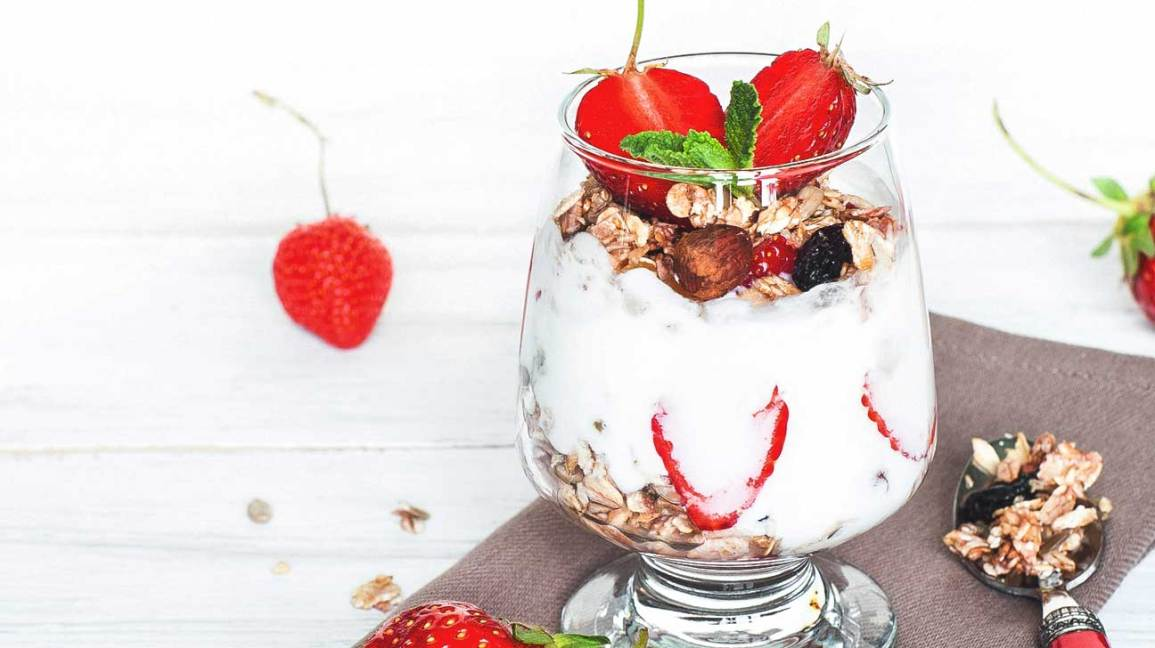 Image result for One serving of Greek yogurt can have up to 21.3 percent of your daily value.