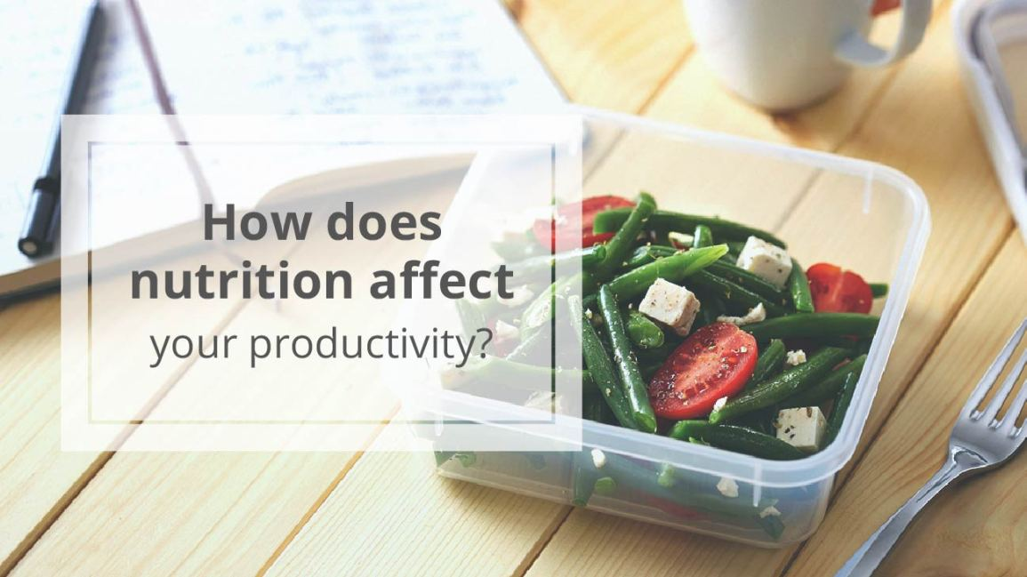 Nutrition And Productivity Causes And Prevention