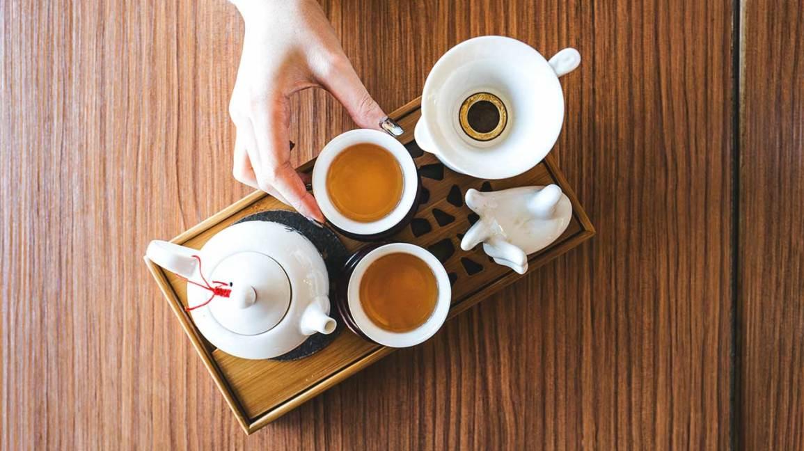 acidity of tea leaves project