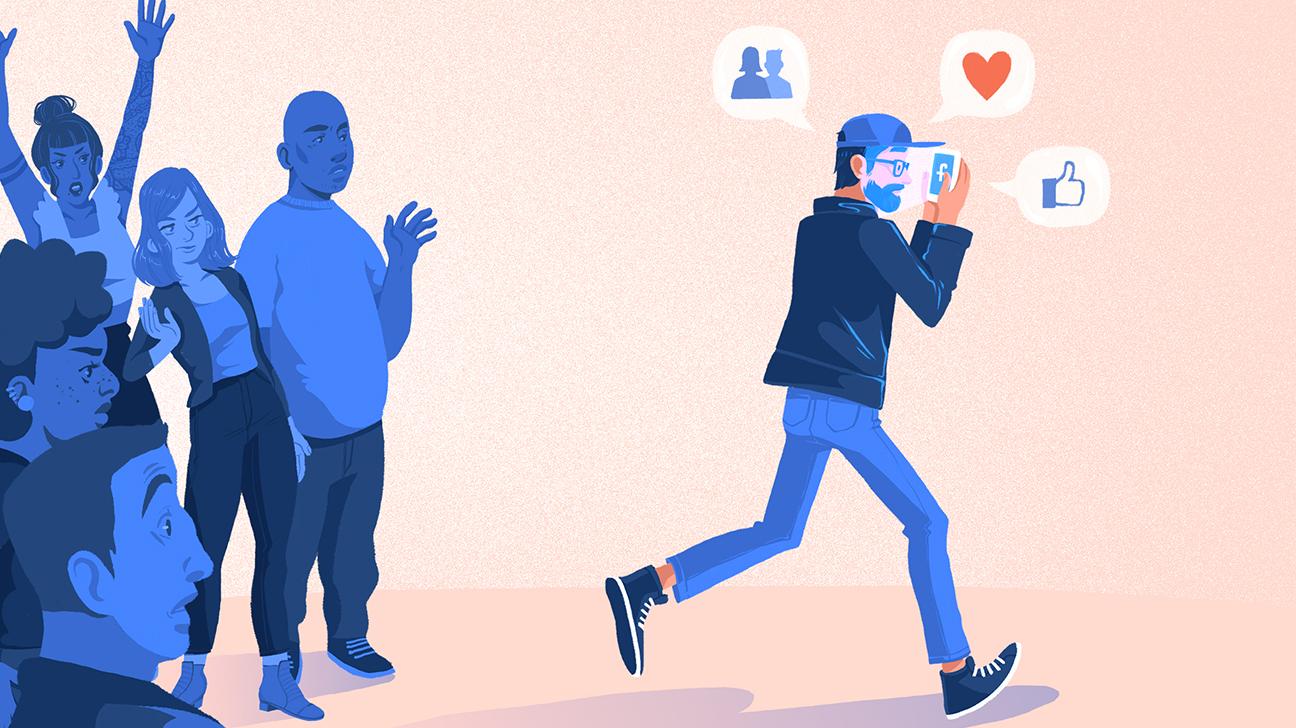Social networks ruining relationships dating