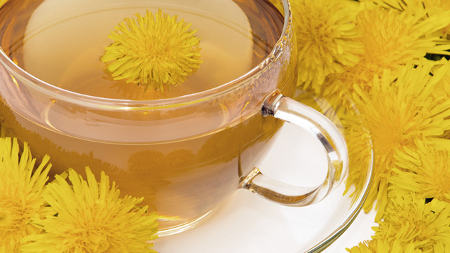 7 Ways Dandelion Tea Could Be Good For You