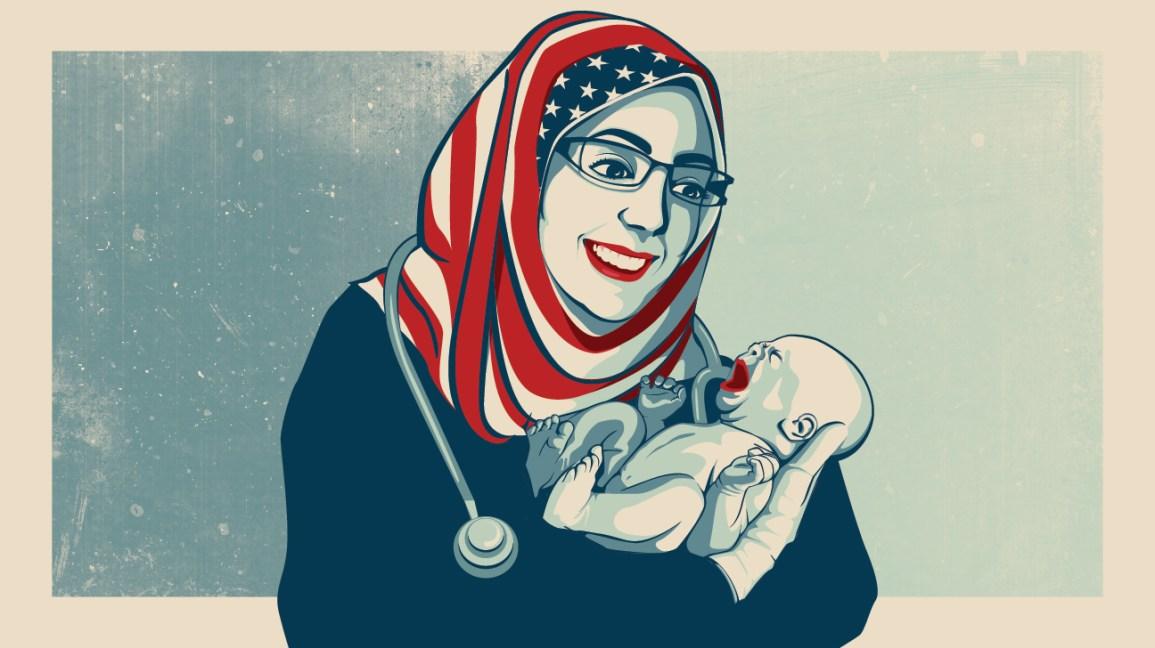 What It's Like Being a Muslim Nurse in America