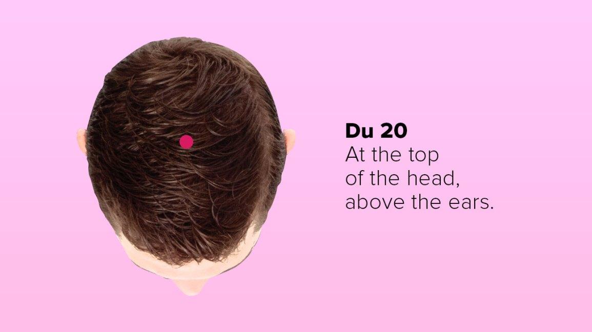 Head Massage Focusing On Du20
