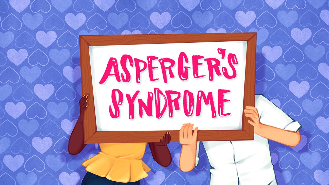 Aspergers traits in men