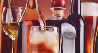 Anal pain alchohol