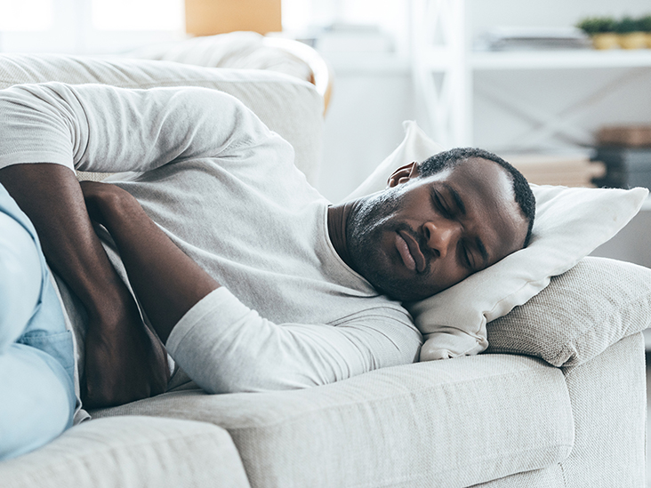 Pain during sex left lower abdomen