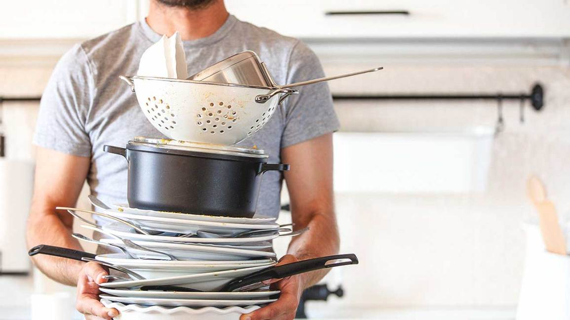 9 household chores that could be making your as symptoms worse