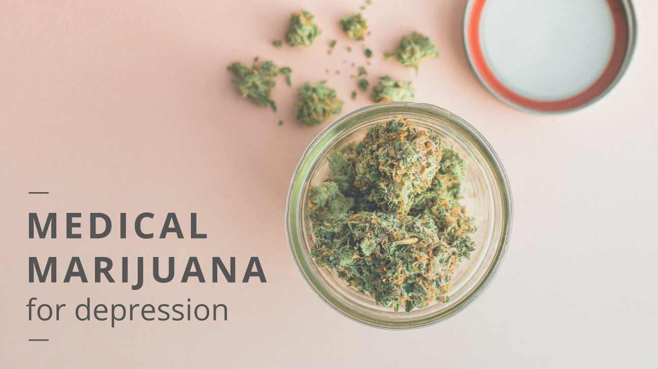 medical marijuana for depression know the factscan medicinal marijuana treat depression?