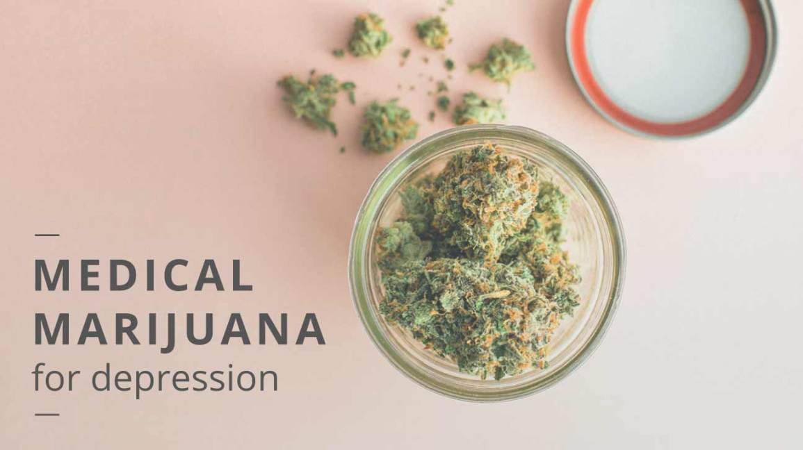 medical marijuana for depression