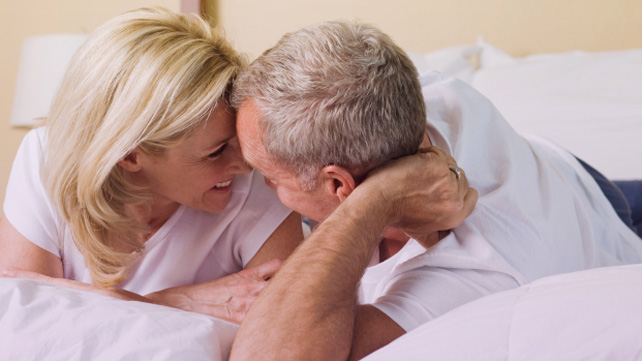 Older marriages have less sex