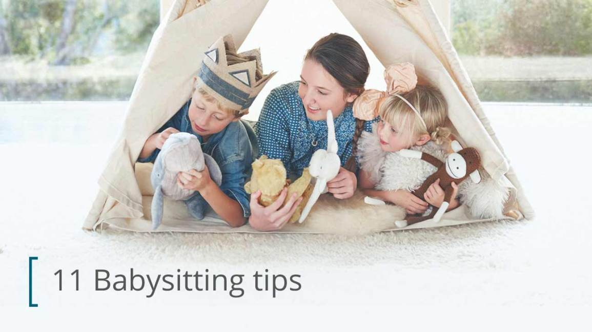 How To Be A Good Babysitter 11 Tips
