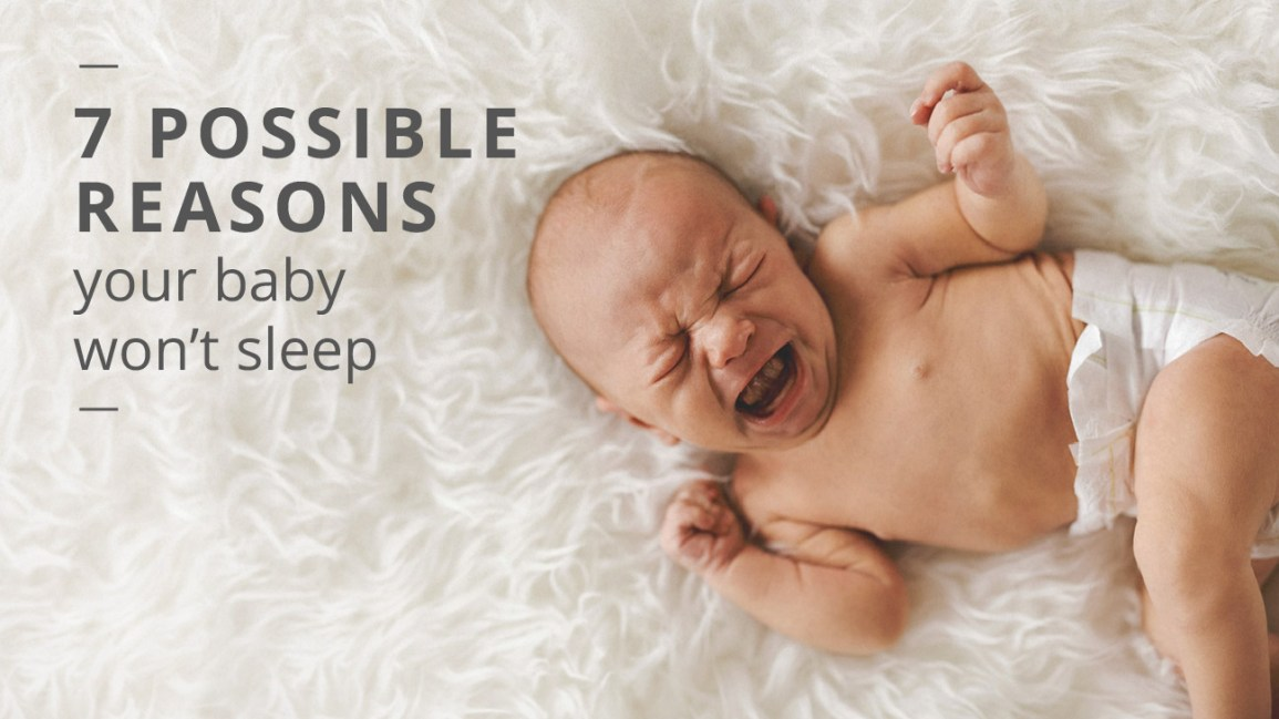 Why Do Babies Fight Sleep?
