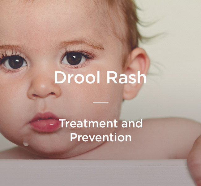 Treating newborn facial rash have