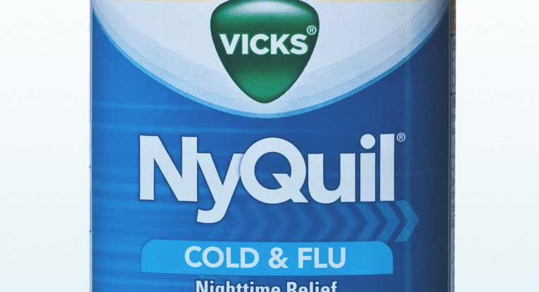 nyquil and breastfeeding safety