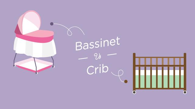 Bassinet Vs Crib Whats Better For Baby
