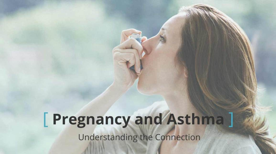 pregnancy induced asthma