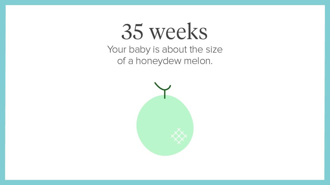35 Weeks Pregnant Symptoms Tips And More