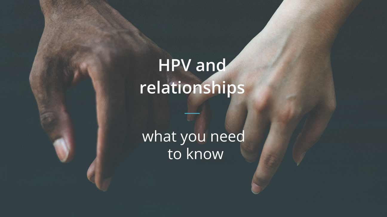 Hpv dating advice
