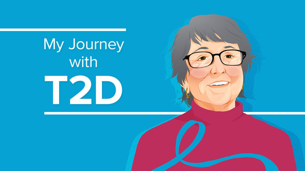 type 2 diabetes journey