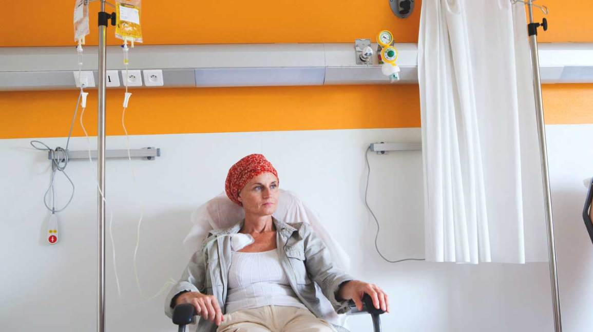 chemo and the body
