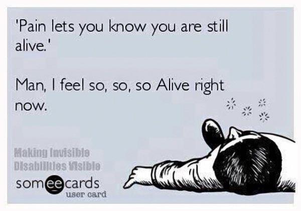 5 Memes That Describe My Rheumatoid Arthritis Pain