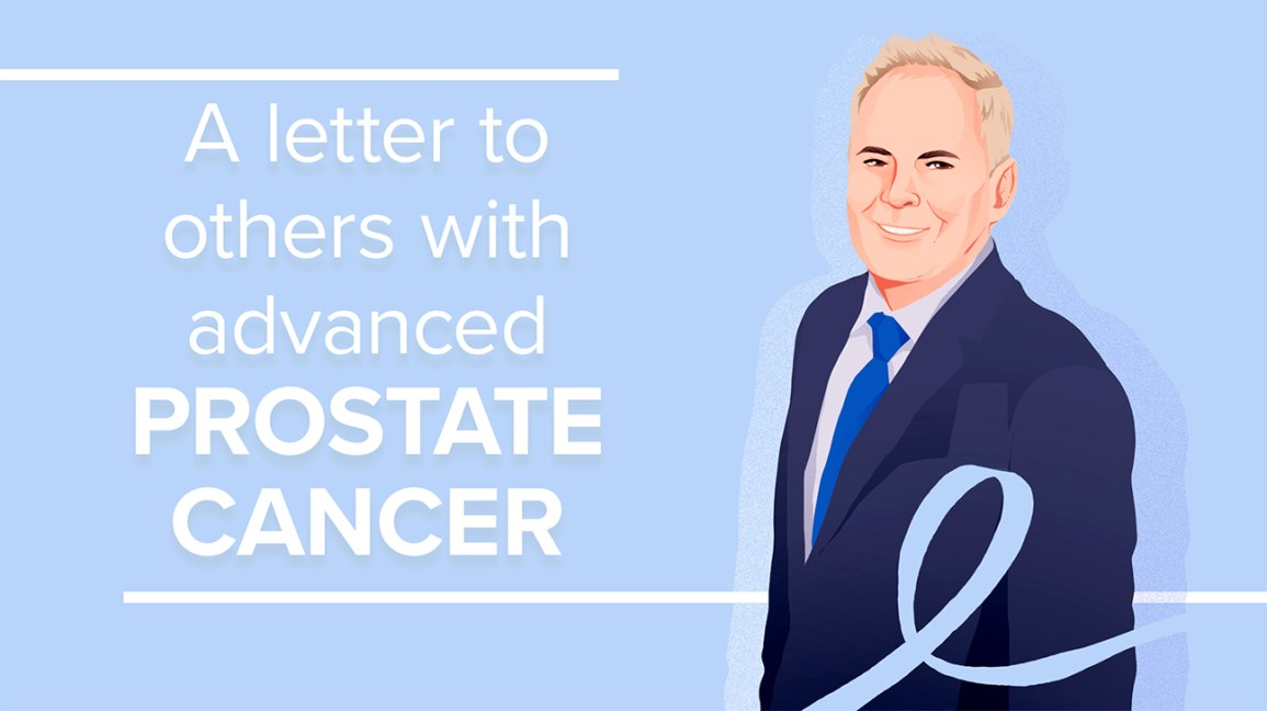 prostate cancer letter