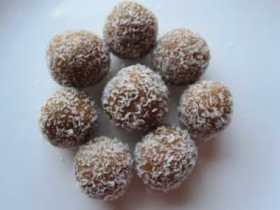 dates ladoo recipe