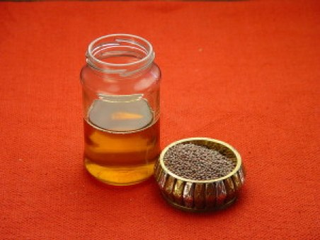mustard oil health benefits