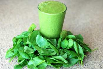 spinach juice, benefits of spinach juice, how to make spinach juice