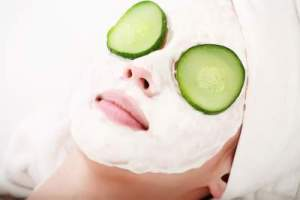 besan, face pack