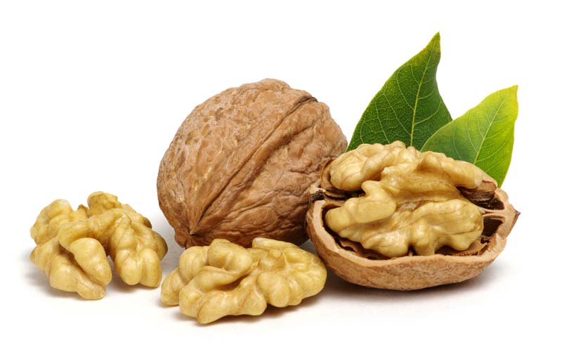 Advantages of Walnuts, Walnut benefits for skin