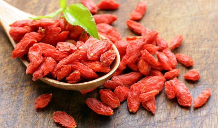 Goji berries benefits