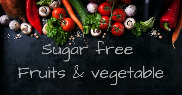 Best Sugar Free Fruits And Vegetables for diabetes