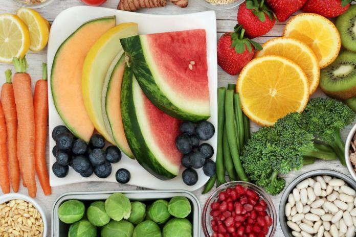 Why Include Different Colored Food In Your Diet