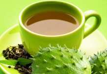 benefits of soursop tea
